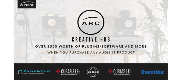 ARC - Audients kreativa hubb