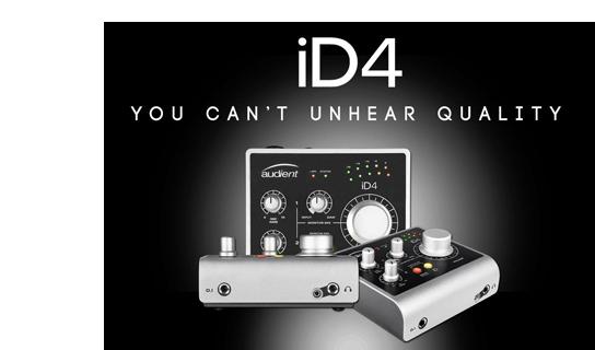 iD4 från Audient